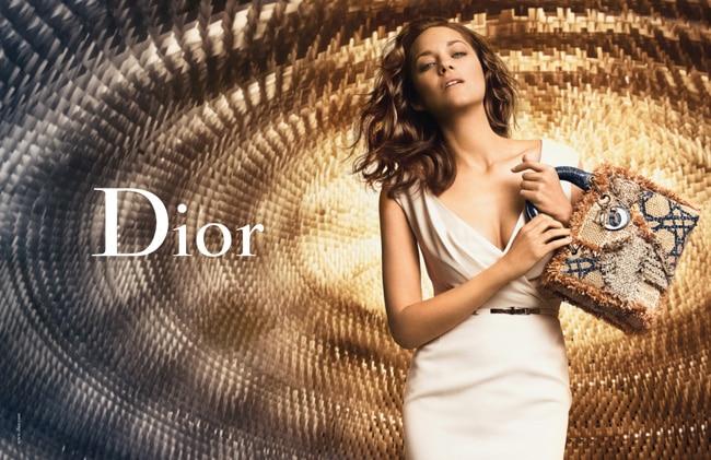 Dior – Campagne sac Lady Dior – 2000