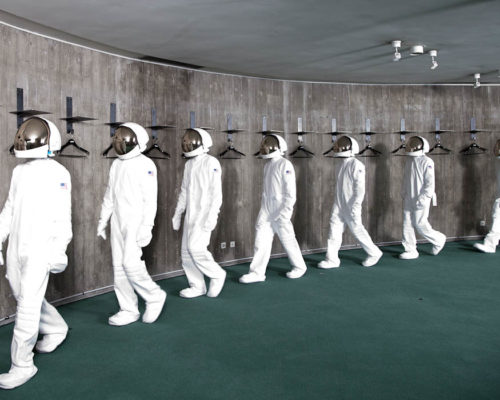 Thom Browne – The Garçonnière – juin 2010