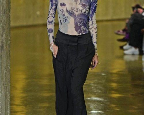 Koché – Spring/Summer ready-to-wear 2019 – septembre 2018