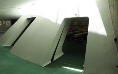 L'OVNI d'Oscar Niemeyer à Paris