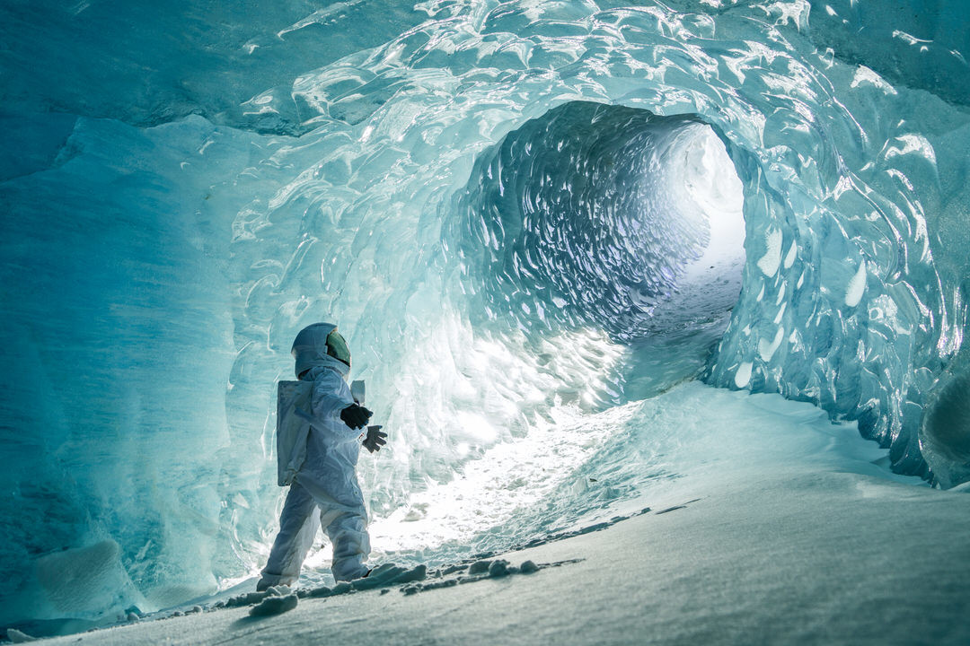 Jeremy De Backer JDB WTE Mer de glace Ice Tube-1