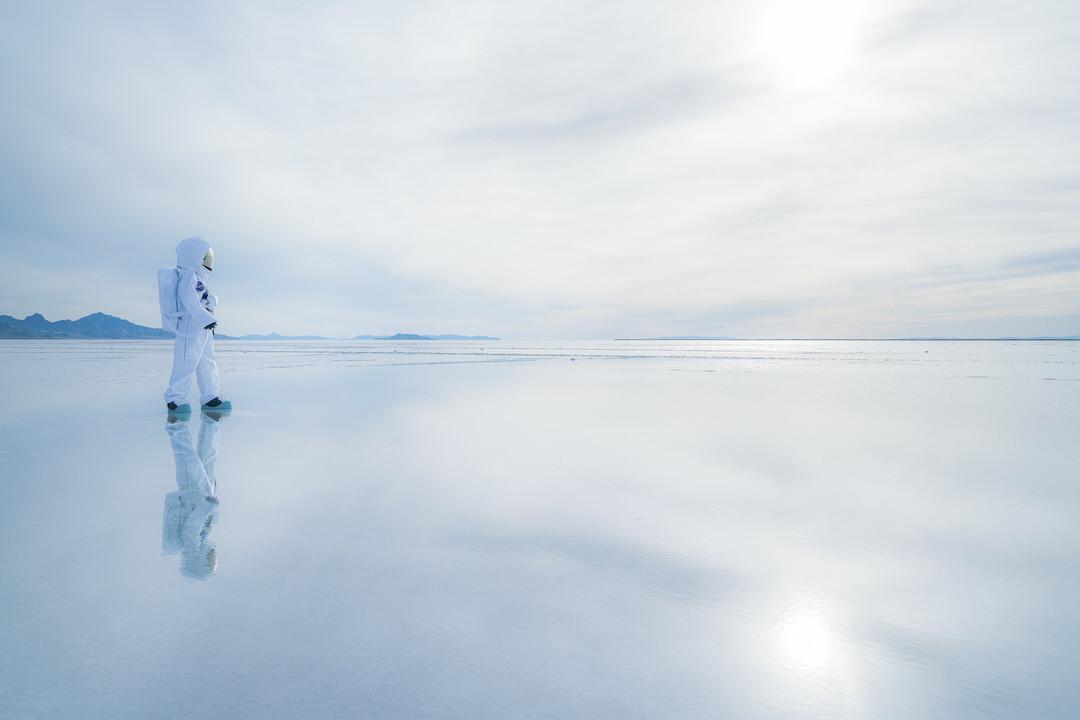 Jeremy De Backer JDB WTE USA Bonneville Salt Flats sky mirror dusk-1